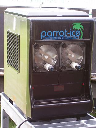 margarita machine commercial used