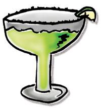 Margarita Mix Slush Frozen Drink And Daiquiri Mixes By