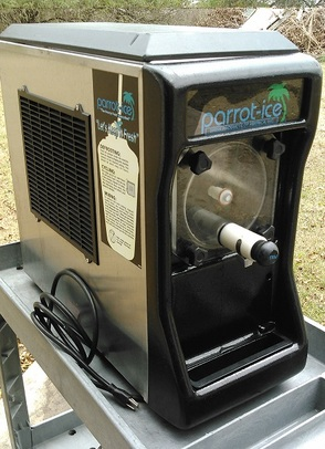 USED PARROT ICE 307